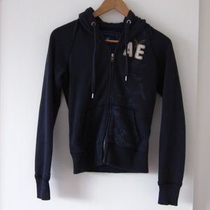 American Eagle Outfitters - Blue Hoodie
